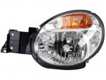 Subaru Impreza 2002-2003 Left Driver Side Replacement Headlight