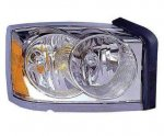 2007 Dodge Dakota Right Passenger Side Replacement Headlight
