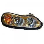 Chrysler LHS 1999-2001 Right Passenger Side Replacement Headlight