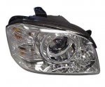 Kia Optima 2005-2006 Right Passenger Side Replacement Headlight