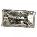 2001 Ford Excursion Left Driver Side Replacement Headlight