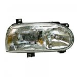 1996 VW Golf GTI Right Passenger Side Replacement Headlight