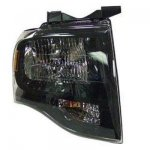 2010 Ford Expedition Right Passenger Side Replacement Headlight