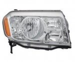 2010 Honda Pilot Right Passenger Side Replacement Headlight