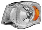 2008 Chrysler Aspen Left Driver Side Replacement Headlight