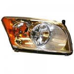 2010 Dodge Caliber Right Passenger Side Replacement Headlight