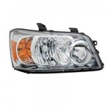 Toyota Highlander 2007 Right Passenger Side Replacement Headlight
