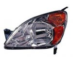 2004 Honda CRV Left Driver Side Replacement Headlight