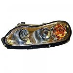 Chrysler LHS 1999-2001 Left Driver Side Replacement Headlight