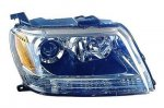 2009 Suzuki Grand Vitara Right Passenger Side Replacement Headlight