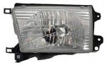 Toyota 4Runner 1999-2002 Left Driver Side Replacement Headlight
