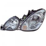 2001 Lexus GS430 Left Driver Side Replacement Headlight