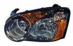 Subaru Impreza 2005 Left Driver Side Replacement Headlight