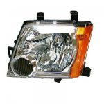 2007 Nissan Xterra Left Driver Side Replacement Headlight