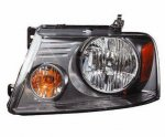 2007 Ford F150 Left Driver Side Replacement Headlight