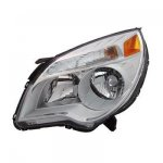2010 Chevy Equinox Left Driver Side Replacement Headlight