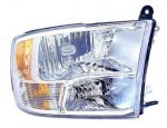 Dodge Ram 2500 2010 Right Passenger Side Replacement Headlight