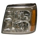 2005 Cadillac Escalade Left Driver Side Replacement Headlight