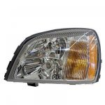 Cadillac Deville 2000-2002 Left Driver Side Replacement Headlight