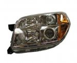 2008 Honda Pilot Left Driver Side Replacement Headlight