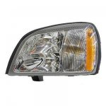 Cadillac Deville 2004-2005 Left Driver Side Replacement Headlight