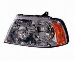2003 Lincoln Navigator Left Driver Side Replacement Headlight