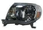 2010 Toyota Tacoma TRD Sport Left Driver Side Replacement Headlight
