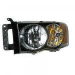 Dodge Ram 3500 2005 Left Driver Side Replacement Headlight