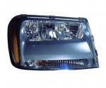 2008 Chevy TrailBlazer Right Passenger Side Replacement Headlight