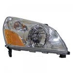 Honda Pilot 2003-2005 Right Passenger Side Replacement Headlight
