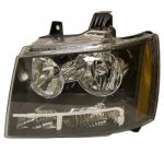 2009 Chevy Avalanche Left Driver Side Replacement Headlight