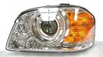 2003 Kia Optima Left Driver Side Replacement Headlight