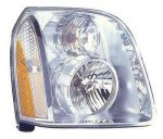 2007 GMC Yukon XL Denali Right Passenger Side Replacement Headlight