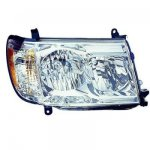 2007 Toyota Land Cruiser Right Passenger Side Replacement Headlight