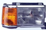 1990 Ford F150 Right Passenger Side Replacement Headlight