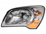 Kia Sportage 2009-2010 Left Driver Side Replacement Headlight