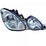 2001 Lexus GS430 Right Passenger Side Replacement Headlight