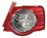 VW Passat Sedan 2006-2010 Right Passenger Side Replacement Tail Light