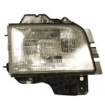 2000 Isuzu Trooper Right Passenger Side Replacement Headlight