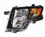 Ford Edge Sport 2009-2010 Left Driver Side Replacement Headlight