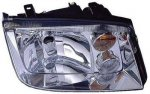 2004 VW Jetta Right Passenger Side Replacement Headlight