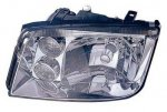 2000 VW Jetta Left Driver Side Replacement Headlight