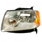 Ford Freestyle 2005-2007 Left Driver Side Replacement Headlight