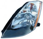 2005 Nissan 350Z Left Driver Side Replacement Headlight