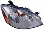 2004 Nissan Altima Right Passenger Side Replacement Headlight