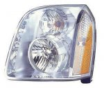 2007 GMC Yukon XL Denali Left Driver Side Replacement Headlight