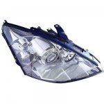 2004 Ford Focus Right Passenger Side Replacement Headlight