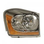 Dodge Durango 2004-2005 Right Passenger Side Replacement Headlight