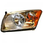 2010 Dodge Caliber Left Driver Side Replacement Headlight