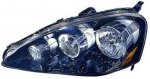 2005 Acura RSX Left Driver Side Replacement Headlight